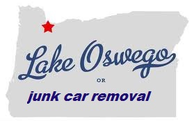 junk car removal  in  lake Oswego