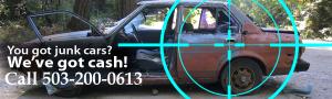 cash for car PDX 5032000613