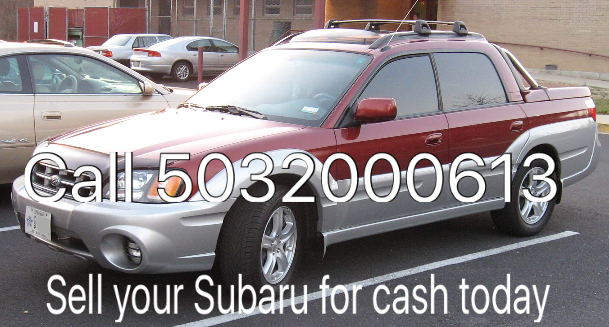 sell your car in Portland Oregon